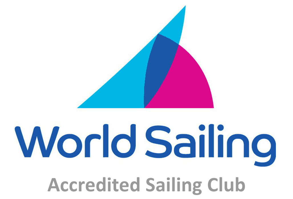 World Sailing accredited sailing club